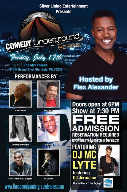 The Comedy Underground Series
