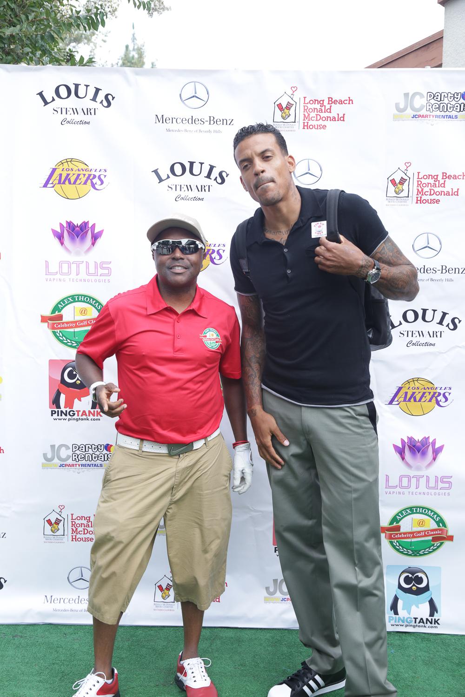 Celebrity golf st thomas